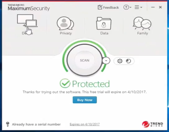 Trend Micro Review - Antivirus Review - Neil Brown Reviews