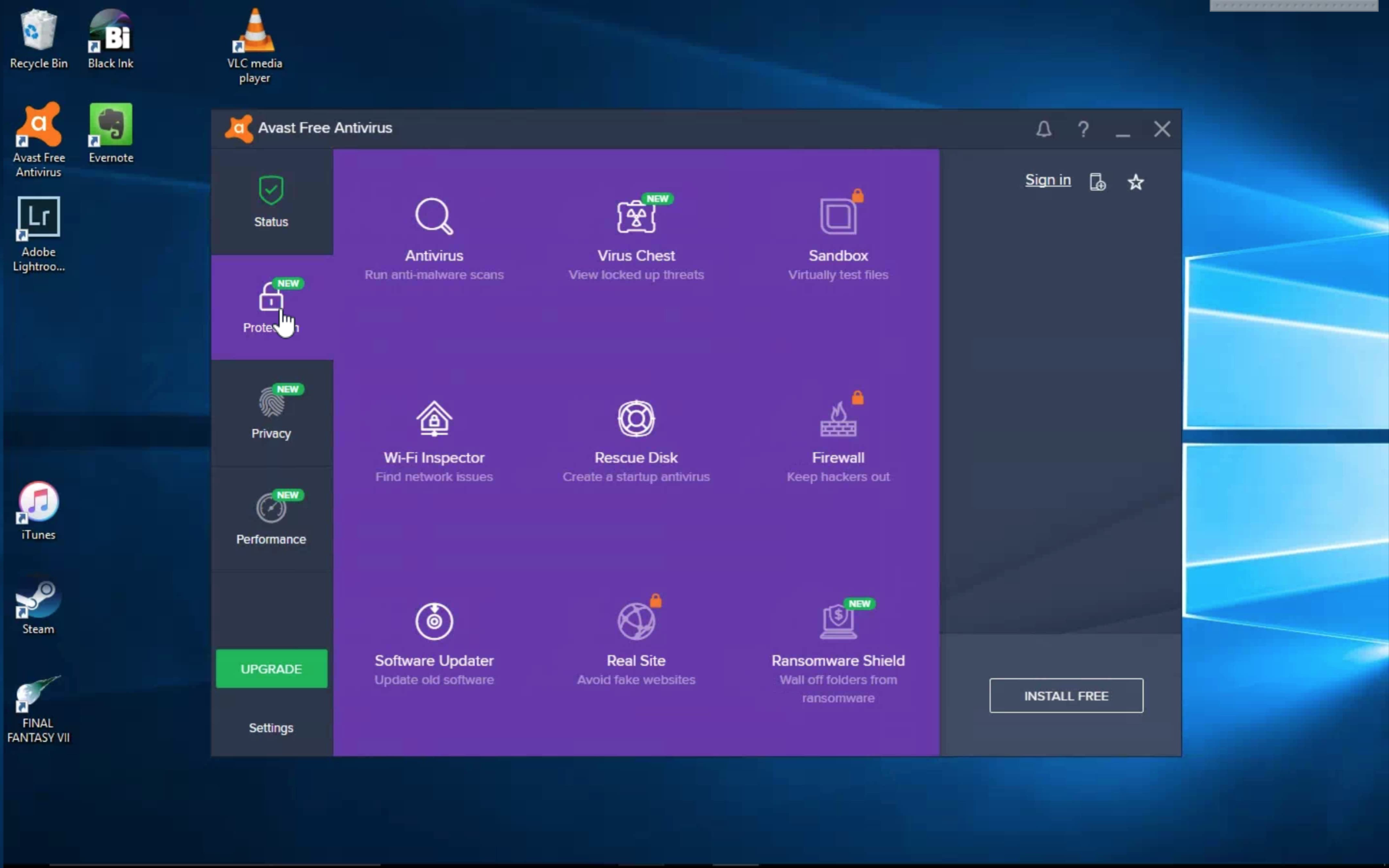 how to turn off avast password manager 2017